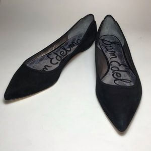 Sam Edelman Colleen Pointy Toe Flat-Size 7M